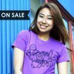 SALE - Kiss and Make Up Tshirt - Ul..